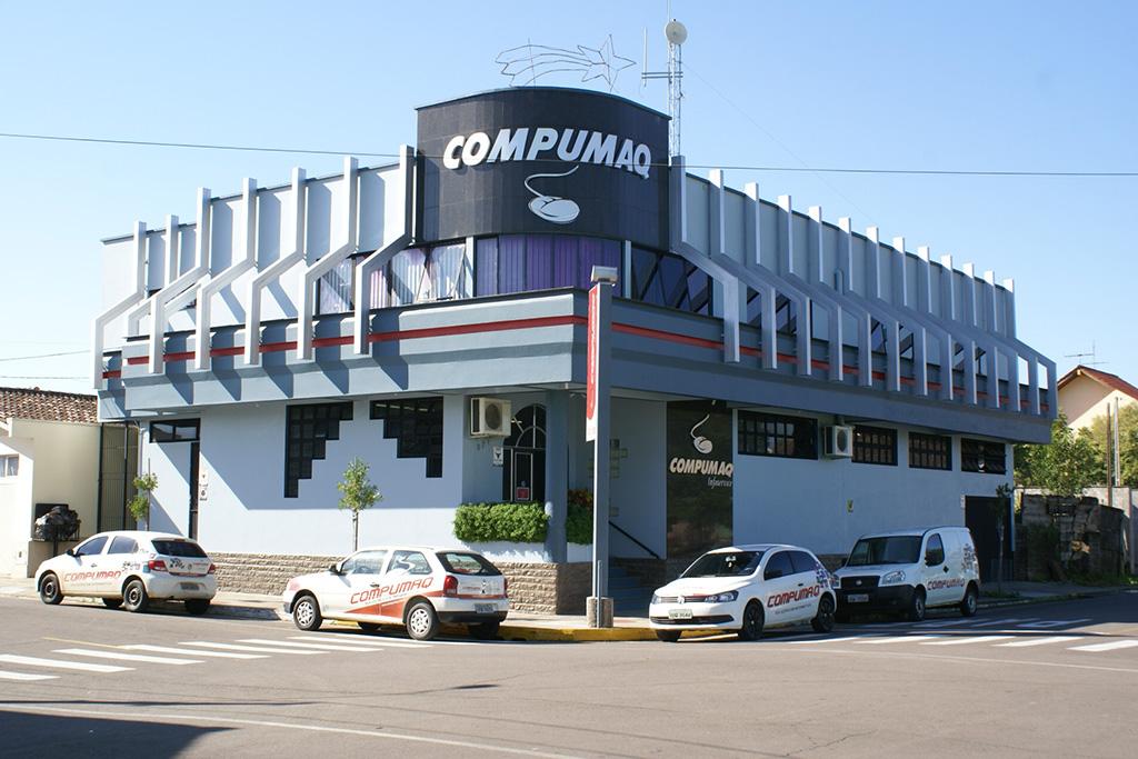 Fachada da Compumaq