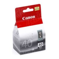 Cartucho Canon IP1200/IP1600/IP1800/MP140/MP150/MP210 Preto (40)  16ml