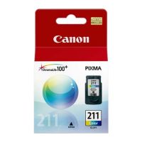 Cartucho Canon MP240/MP250/MP260/MX320 Color (211)  9 ml