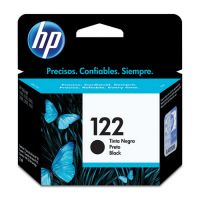 Cartucho HP 1000/1050/2000/2050/3000/3050 Preto (122) 2ml