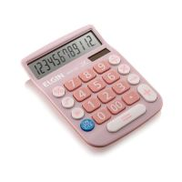 Calculadora de Mesa Elgin MV-4130  8 Dígitos Rosa
