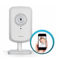 Camera D-Link IP Wireless Cloud DCS-930L - Acesso Via iPhone/iPad/Android