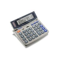 Calculadora de Mesa Elgin MV-4121 12 Dígitos Cinza