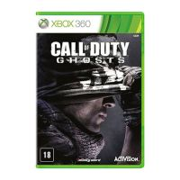 Jogo Call Of Duty Ghosts - Xbox 360