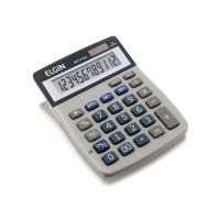 Calculadora de Mesa Elgin MV4122 12 Dígitos