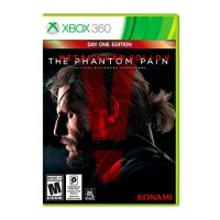 Jogo Metal Gear Solid V - The Phantom Pain - Xbox 360