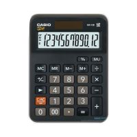 Calculadora De Mesa Casio MX-12B 12 Dígitos