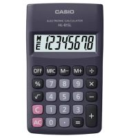 Calculadora de Mesa Casio HL-815L 8 Digitos