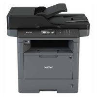Impressora Multifuncional Laserjet Mono Brother MFCL5802DW Wireless/Duplex/Fax
