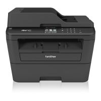 Impressora Multifuncional Laserjet Mono Brother MFCL2740DW Wireless/Rede/Duplex