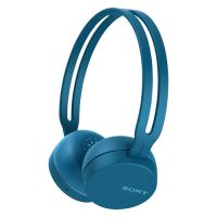 Headphone Sony Bluetooth WH-CH400 Azul