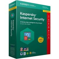 Licença Antivirus Kaspersky Internet Security Renovação -  3 Users (Win8, Mac, Android)