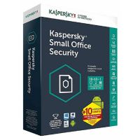 Licença Antivirus Kaspersky Small Office Security - 10 Users + 1 Servidor (Win 8, Mac, Android)