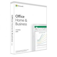 Licença Microsoft Office 2019 Home & Business