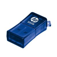 Pen Drive  32GB HP V165W USB 2.0 Azul