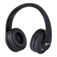 Headphone Vinik Bluetooth Easy WH Cartão SD/FM Preto